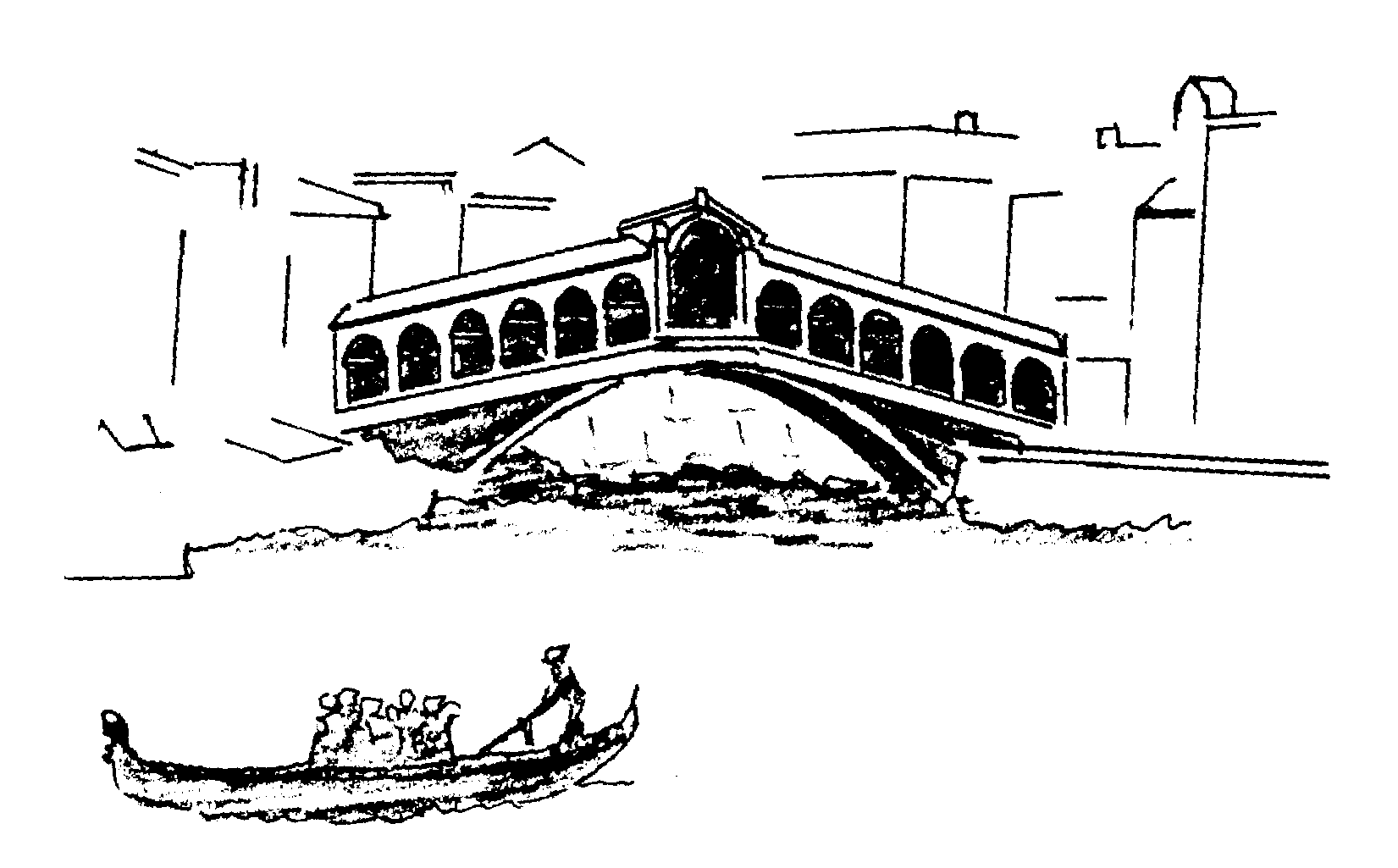 Sketch of the Rialto