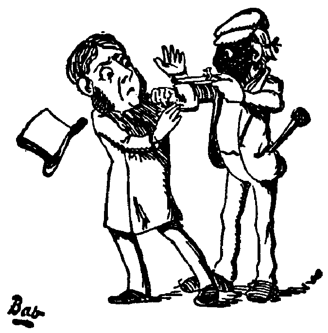 Sketch of Life preserver