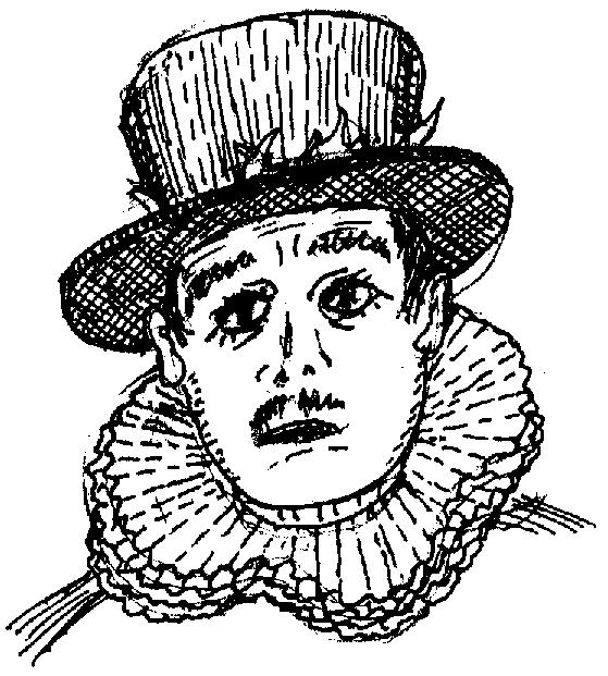 Sketch of a Ruff