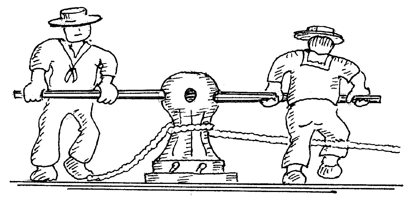 Sketch of a Handspike