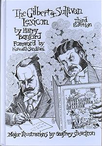 Cover of The Gilbert and Sullivan Lexicon, 3rd Edition