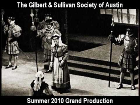 The Yeomen of the Guard Preview - July 2010 - The Gilbert & Sullivan Society of Austin