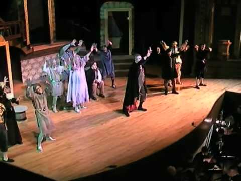 "Ruddigore ""When the Night Wind Howls"" Gilbert and Sullivan"