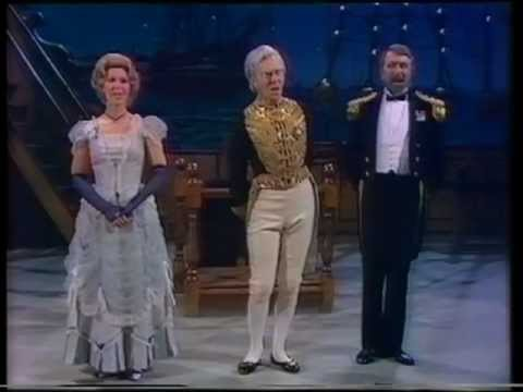 """""""H.M.S. Pinafore"""": """"Never mind the why and wherefore"""""""