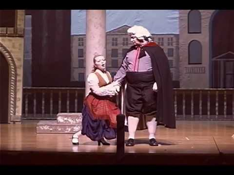"GONDOLIERS - Gianetta's Aria ""Kind Sir"" - Gilbert & Sullivan Opera Company - 2012"