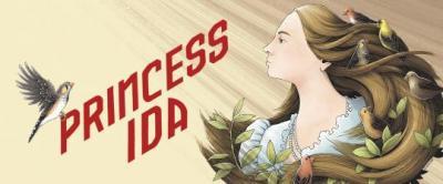 G&S Opera Company banner for Princess Ida 2016