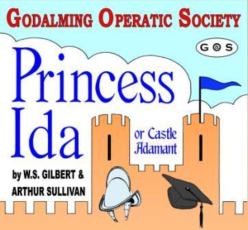 GOS poster for Princess Ida 2014
