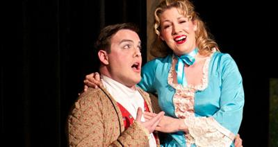 New York Gilbert and Sullivan Players photo from Iolanthe, 2015