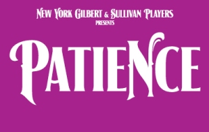 NYGASP banner for Patience