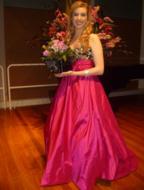 Kate Amos - Soprano, Italian Acclaim Awards Winner